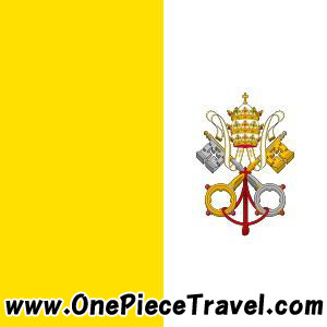Vatican flag, Vatican City State flag, Holy See flag