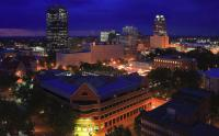 Raleigh in North Carolina has been voted the most political city in the United S