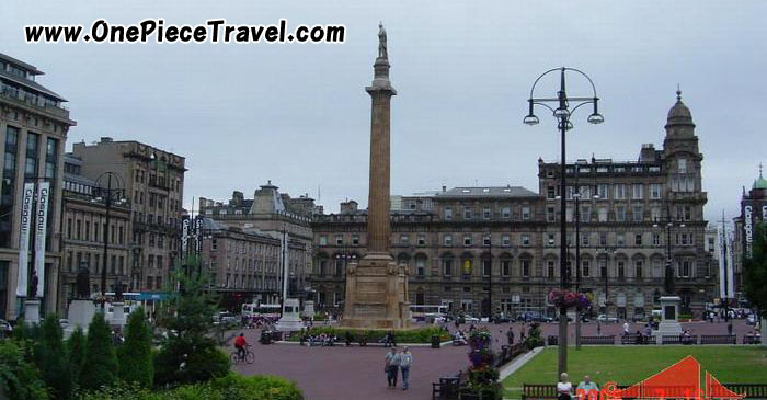Glasgow picture, map, photo, UK, history, Heavy Industry, museums, art galleries, tourists