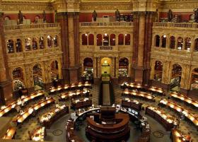 Library of Congress, US