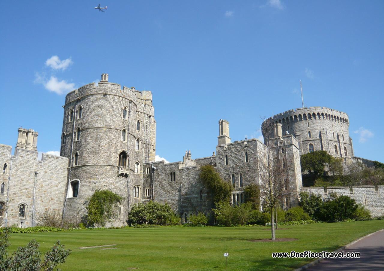 Windsor Castle, England, UK, British, William, St. George
