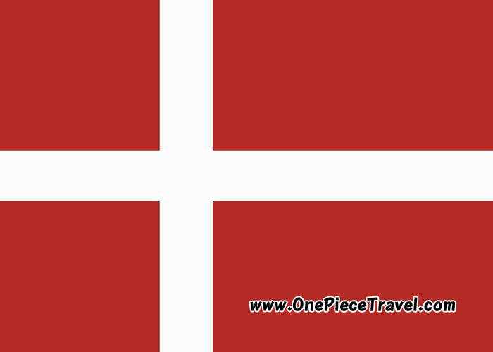Kingdom of Denmark flag