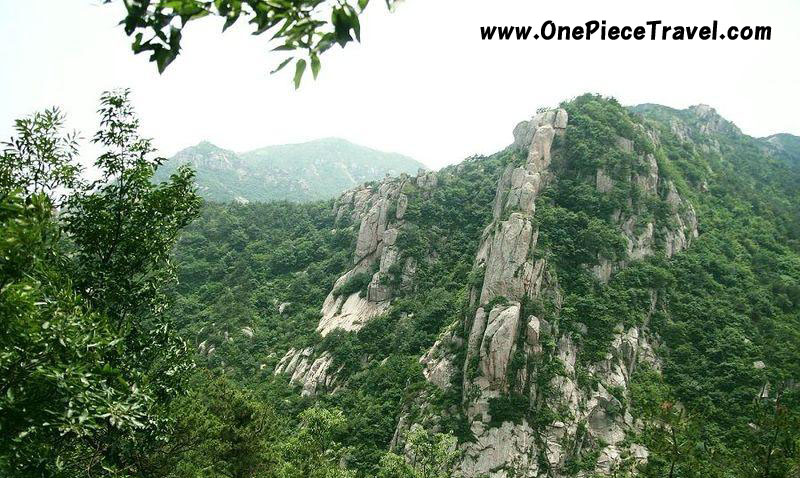Zhaohu Mountain Park, Jiaodong peninsula, Haiyang, China