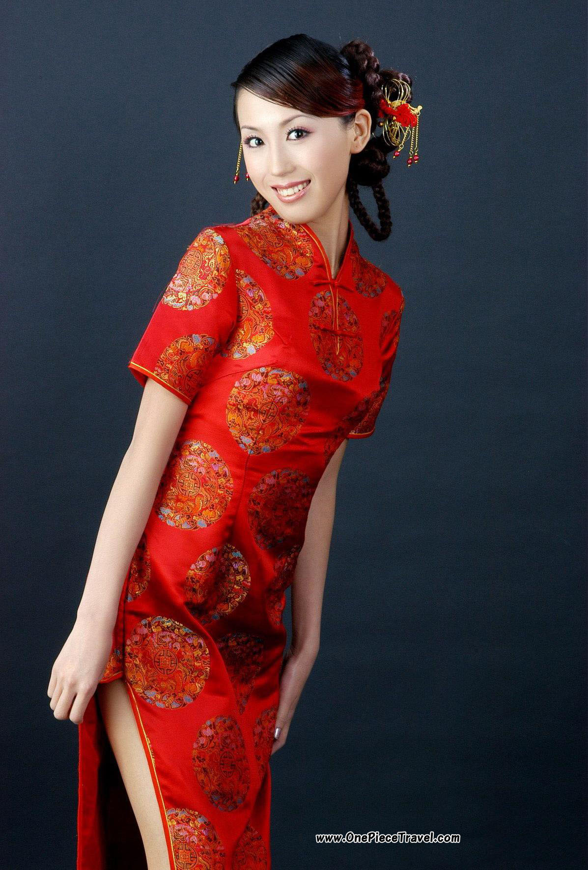 Silk Cheong-sam, Kesi, Treasure of Oriental Art and Dignity of Woven Textile