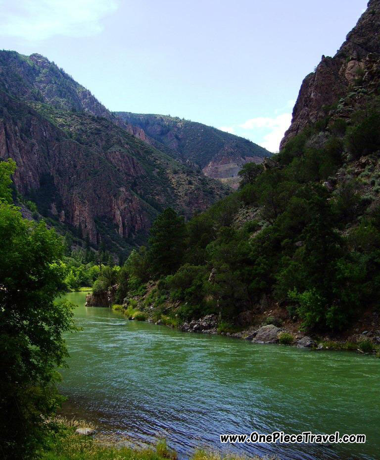 Black Canyon of the Gunnison National Park tourism