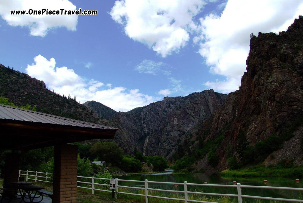 Black Canyon of the Gunnison National Park attractions