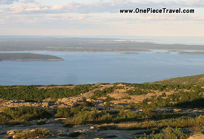 Acadia National Park attractions