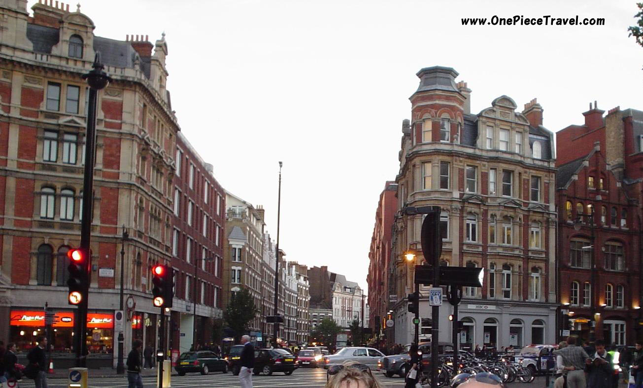 The West End of London is an area of Central London, England