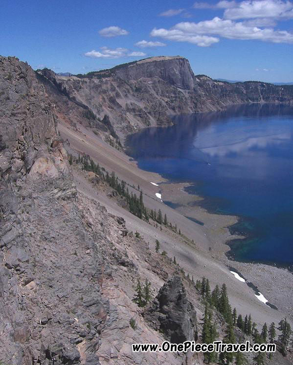 Crater Lake attractions