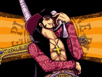 Mihawk Movelists, One Piece Travel, One Piece Game